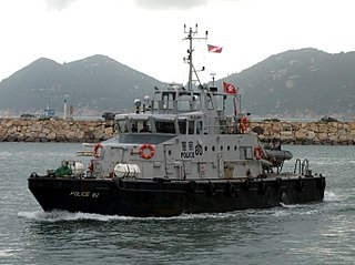 Marine Region branch of the Hong Kong Police Force