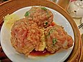 HK SYP 德韾苑 Tak Hing Yuen Seafood Restaurant beef meat balls 24-Mar-2013.JPG