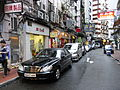 HK Sheung Wan 蘇杭街 Jervois Street sidewalk JP Deli June-2012.JPG