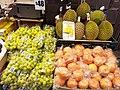HK WC 灣仔 Wan Chai 堡靈頓道 Bowrington Road 菜肉食街市場 street market February 2021 SS2 18.jpg