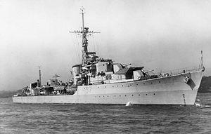 HMS Whelp (R37) - Image: HMS Whelp
