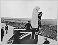 HM King Edward VIII unveiling the figure of Canada on the Vimy Ridge Memorial.jpg
