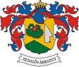 Zengővárkony címere