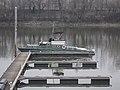 Hadihajó a kikötőben, Téli kikötő, 2018 Angyalföld.jpg