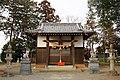 Haiden of Iitama-jinja (Kamiotsuka).jpg
