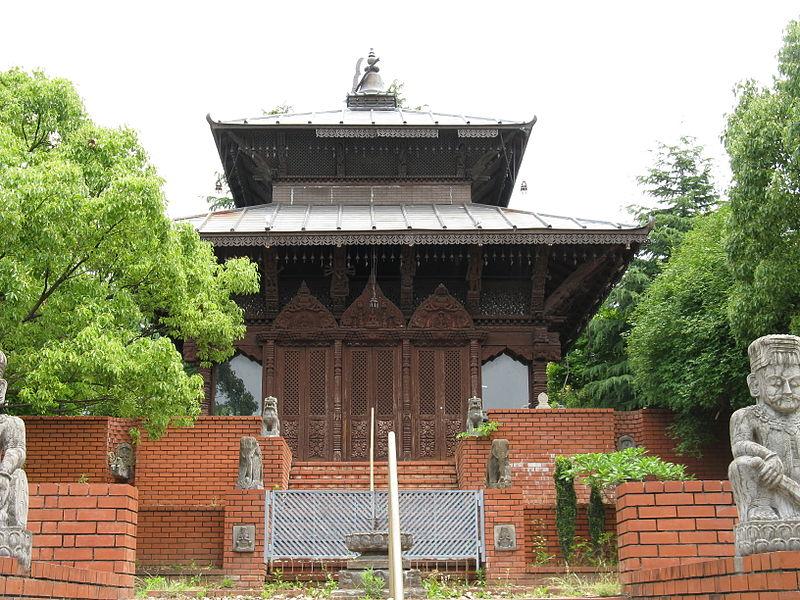 File:Hanahakukinenkoen Kokusaiteien Nepal.jpg