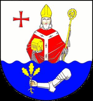 Hanerau-Hademarschen - Image: Hanerau Hademarschen Wappen