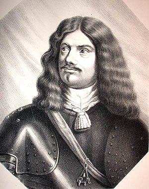 1642 in Norway - Image: Hannibal Sehested Danish politician of the 16th hundreds