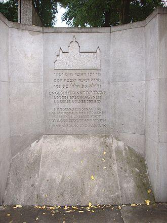 Hanover - The Synagogue