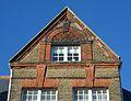 Hanover Lofts (former Finsbury Road Board School), Finsbury Road, Hanover, Brighton (January 2014) (Decorative Gable).JPG