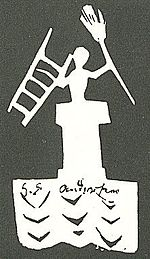 Hans Christian Andersen - The Shepherdess and the Chimney Sweep - silhouette