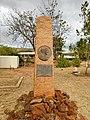 Hans Peter (H.P.) Faye headstone, Waimea, Kauai, Hawaii - 2019.jpg