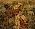 Hans Thoma - Ruhe auf der Flucht nach Ägypten (1915).jpg