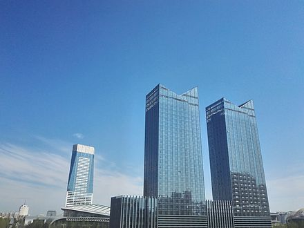 Office Buildings around Harbin ICE Center Harbin Economic and Technological Development Zone.jpg