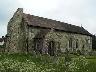 Shelton and Hardwick Human settlement in England