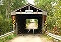 Harrington Covered Bridge, Sept 2013.jpg
