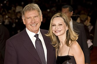 Harrison Ford - Ford and Calista Flockhart at the 2009 Deauville American Film Festival