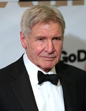 9th Saturn Awards - Harrison Ford, Best Actor winner.