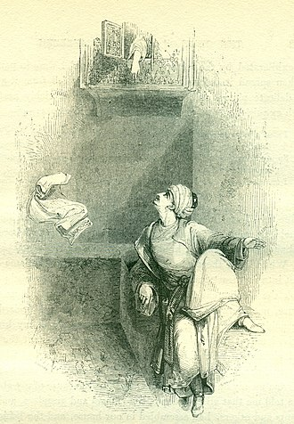 William Harvey (artist) - Image: Harvey W, 1001 nights (1)