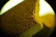 Resine de cannabis marocaine