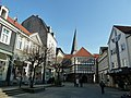 Hattingen – Historische Altstadt Untermarkt Altes Rathaus - panoramio.jpg