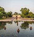 Hayat Baksh (Bestower of life) terrace - Shalimar Gardens.jpg