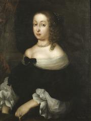 Hedvig Eleonora, 1636-1715, drottning av Sverige, prinsessa av Holstein-Gottorp