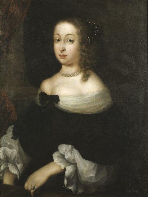Fil:David Klcker Ehrenstrahl - Hedvig Eleonora, Queen