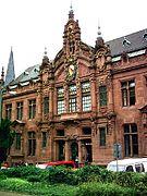 Heidelberg - Universitätsbibliothek