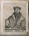 Heinrich Pantaleon. Line engraving. Wellcome V0004445.jpg