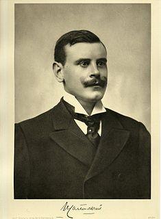 Henry Carton de Wiart Belgian former prime minister