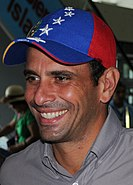 Henrique Capriles Radonski from Margarita island.jpg