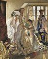 Henry Tonks (1862-1937) Matinee Rehearsal c 1900.jpg