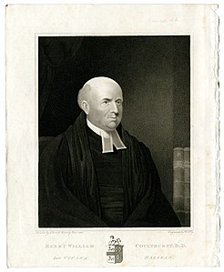 English academic and cleric, Vicar of Halifax