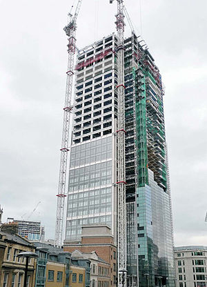 Heron Tower - Image: Heron 20Oct