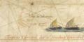 Hessel Gerritsz 1622 map of the Pacific - closeup 'Illas de Salomon'.png