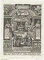 Het laven van de dorstigen Potum dare sitientibus (titel op object) De zeven werken van barmhartigheid (serietitel), RP-P-2000-185.jpg