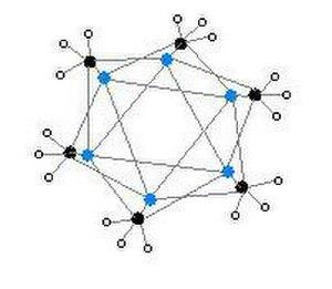 Methyllithium - Image: Hexamer 1