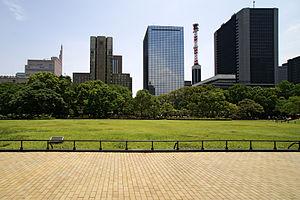 Hibiya Park - Image: Hibiya Park 09bs 3200
