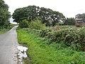 Highwood Lane - Approaching Highwood Farm - geograph.org.uk - 996385.jpg