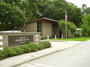Hilshire Village, Texas - Hilshire Village City Hall