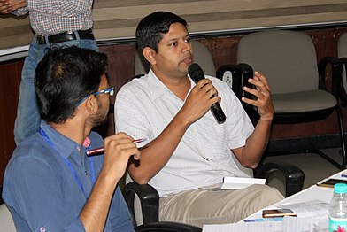 Hindi Community Salon for Wikimedia Strategy-Discussions (2).jpg