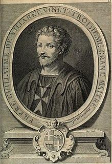 Grand Master of the Knights Hospitaller