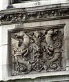 Hitch's carvings on exterior.JPG