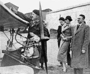 Henri Mignet - Henri Mignet in 1935