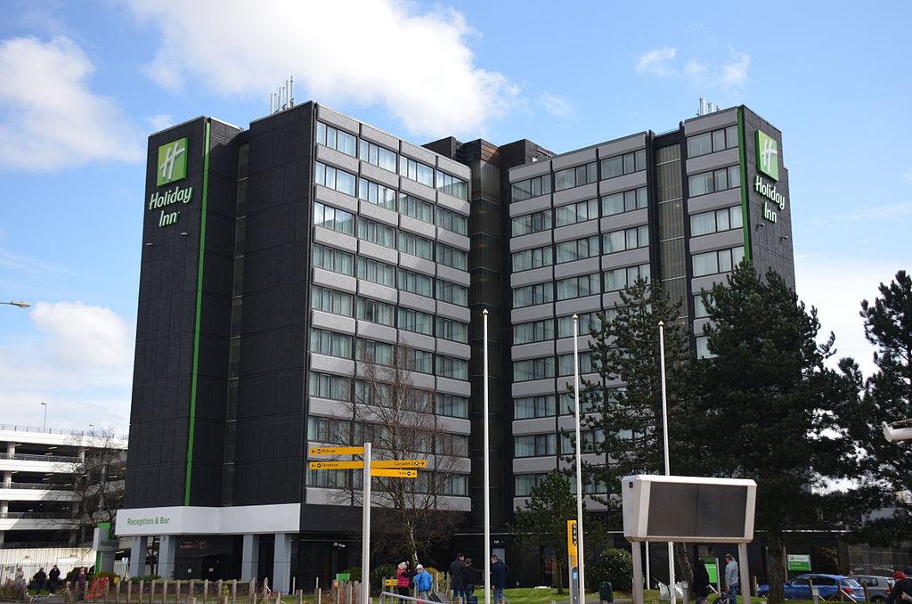Hotel Holiday Inn Essen City Centre Frohnhauser Stra Ef Bf Bde