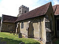 Holy Trinity Church, Takeley - south aisle from south-east.jpg