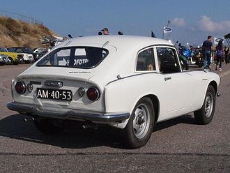 Honda S600 - Image: Honda S600 dutch licence registration AM 40 53 pic 3
