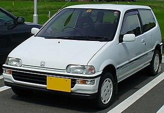 Honda Today - 1990-1993 Honda Today JA2