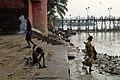 Hooghly River Ghats, Kolkata, India.jpg